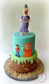 Pinterest Halloween Cakes 7 Best Goosebumps Cake Inspirations Images On Pinterest