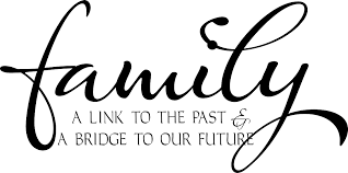 family quotes vinyl wall decals wall sayings family link quote