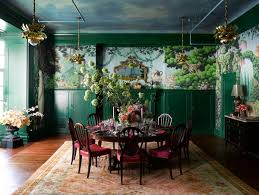 dining room by ken fulk maximalist dining room in new york ny