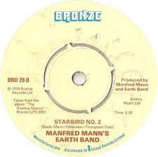 Manfred Mann Earth Band Blinded By The Light Lyrics 45cat Manfred Mann U0027s Earth Band Blinded By The Light