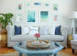 livingroom makeover living room makeover reveal coastal style living rooms and room