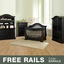 Convertible Crib Furniture Sets by Baby Appleseed 5 Piece Nursery Set Davenport 3 In 1 Convertible