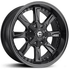 Off Road Wheel And Tire Packages 18x9 Fuel Offroad D604 Hydro Matte Black Mid Wheels And Rims