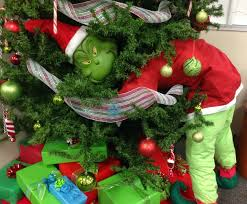 grinch in the christmas tree rainforest islands ferry