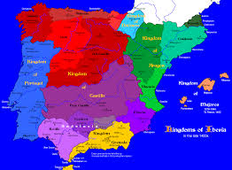 The Map Of Spain by The New Our Timeline Maps Thread Page 173 Alternate History