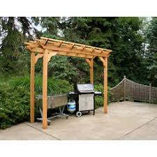 10 X 10 Pergola by Pergolas Pergola Kits Sears