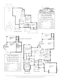Garage Loft Floor Plans Stonebrook Estates Floor Plans And Community Profile
