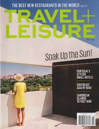 travel and leisure images Press and awards jpg