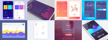 fitness health app u2014 design inspiration u2013 muzli design inspiration