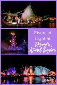 rivers of light dining package review of rivers of light at disney s animal kingdom family travel