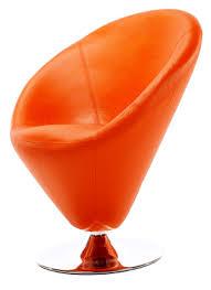 Cone Chair Classic Cone Chair Orange Chair