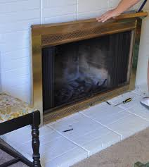 how to clean a fireplace binhminh decoration