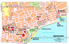 Tourist Map Of San Francisco by 10 Top Tourist Attractions In Santander U0026 Easy Day Trips Planetware