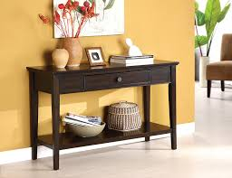Entry Way Table Amazon Com Hokku Designs Middleton Console Table Kitchen U0026 Dining