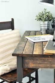 Diy Simple Desk Decoration Diy Simple Desk Office Ideas Workspace Wood Building
