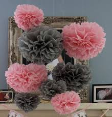 pink and grey baby shower interesting pink and grey baby shower decorations 28 for