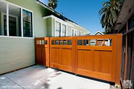 Craftsman Style Door Hardware Stickley Carriage Doors And Gate Craftsman Fences U0026 Gates