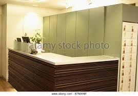 Hair Salon Reception Desk Reception Desk Not Hotel Not Office Stock Photos U0026 Reception Desk