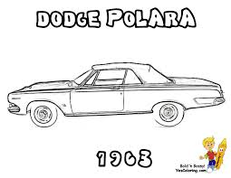 impressive dodge coloring pages 14 2794