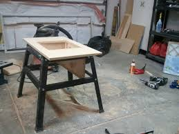 table saw vacuum dust collector all replies on contractor table saw dust collection lumberjocks