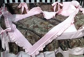 Pink Camo Crib Bedding Sets Baby Bedding Sets For Guide Lostcoastshuttle Bedding Set