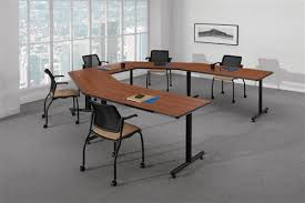 modular conference training tables connectables cnn503 modular u shaped conference and training tables