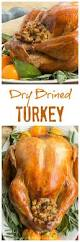 brining thanksgiving turkey dry brined turkey that skinny can bake