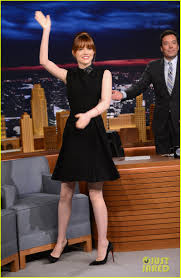 emma stone u0027s lip sync battle with jimmy fallon is a must see