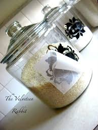 kitchen jars and canisters 84 best kitchen canisters images on pinterest kitchen canisters