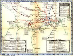 London Maps Edward Tufte Forum London Underground Maps Worldwide Subway Maps