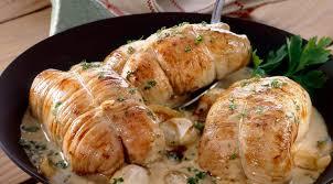 cuisiner des paupiettes de veau au four paupiette de veau à la crème et au vin blanc un bon petit plat