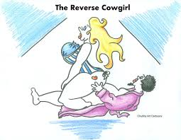 the reverse cowgirl coloring pages for adults from the