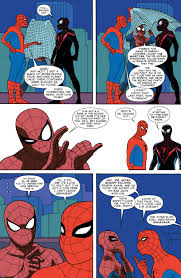 Best Spiderman Memes - my absolute favorite meetup in all of spider verse can t
