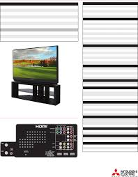 mitsubishi diamond tv mitsubishi projection tv manual best tv gallery
