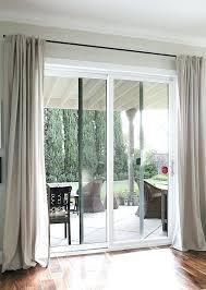 Curtains For Doors Sliding Door Curtains Sliding Glass Door Patio Door Curtains