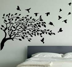 wallpaper wall decals stickers art vinyl removable birdcage bird