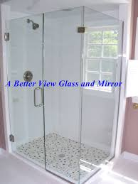 Leaking Frameless Shower Door by Frameless Glass Shower Door Installation In Norfolk Virginia