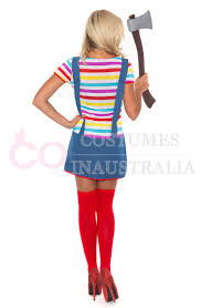 chucky costumes doll costume fancy dress