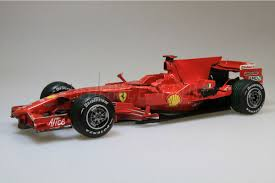 ferrari factory sky view ferrari f2008 1 20 model factory hiro version c