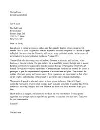 How To Write The Best Resume by Query Letter Example Query Response Letter Template Query Letter