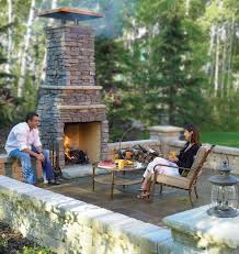 Backyard Fireplace Ideas Cozy Outdoor Fireplace Ideas Fireplaces Firepits Best