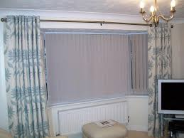 Bay Window Pole Suitable For Eyelet Curtains Curtains For Bay Windows Beautiful Ideas Curtains For Bay