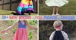 threading my way 30 girls u0027 dresses free tutorials u0026 patterns