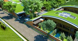 green home design high end green home community planned for frisco would cover roofs