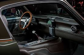 Mustang Interior Accessories 1965 Mustang Espionage Ringbrothers