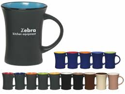 wholesale personalized colored coffee mugs cheap promotional