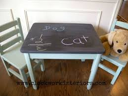 Child Table And Chair Table Best 25 Children And Chairs Ideas On Pinterest Kids