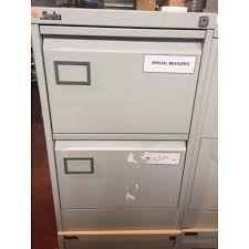 Silverline Filing Cabinet Silverline Steel 2 Draw Office Storage Suspension Filing Cabinet