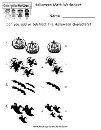 Halloween Math Printables Pictures On Kindergarten Halloween Math Worksheets Wedding Ideas