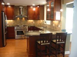 Kitchen Glass Backsplash Download Kitchen Backsplash Cherry Cabinets Gen4congress